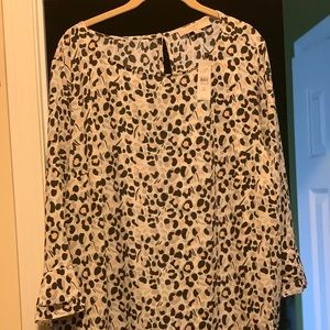 Loft blouse - brand new, never worn. Size 20.